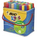 Kids Visacolor XL Fiber-tip pens 48-set
