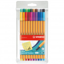 Point 88 Fineliner 20-pack