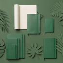 Classic Hardcover Pocket Myrtle Green