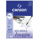 Imagine Mix Media A4