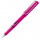 Safari Fountain pen Shiny pink