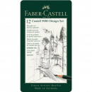 Pencil Castell 9000 Design Set