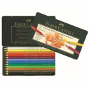 Coloring pencils Polychromos 12-set