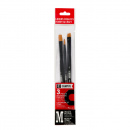 Campus Hobby Brush 3-set M