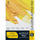 Galeria Acrylic Colour Paper Pad A3