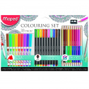 Colouring Adult Set 33 Pieces