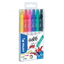 Frixion Colors 6-pack