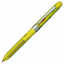 3 Function Plastic Multi pen Fresh Leaf