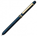 Metallic Slim Multi pen Blue Marble