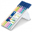 Triplus Color Pastel 6-pack