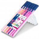 Triplus Color Flamingo 6-pack