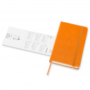 Calendar 2021 Daily Hardcover Pocket Orange
