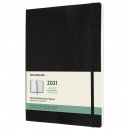 Calendar 2021 Weekly Softcover XL Black
