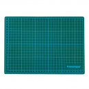 Cutting Mat Green/Black A4