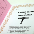 United States of Letterpress A 3-Pack